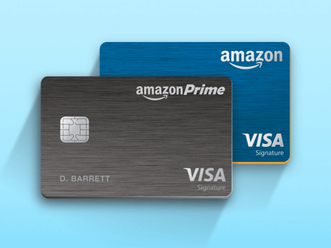 「Amazon Prime Rewards Visa Signature Card」リリース